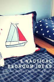 nautical decorating ideas home best 25 nautical bedroom decor ideas on pinterest nautical