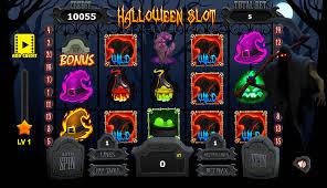 halloween website templates halloween slot by nhandsig codecanyon