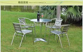 Steel Or Aluminum Patio Furniture Outdoor Patio Chair Picture More Detailed Picture About Outdoor