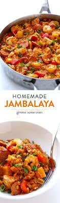 la cuisine cr le 30 minute creole jambalaya recette mains