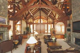 interior design awesome timber frame home interiors home design