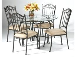 dining room table makeover ideas patio ideas wrought iron patio set makeover wrought iron patio