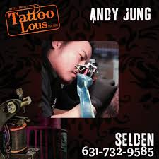 andy jung tattoo lou u0027s new york online store powered by storenvy