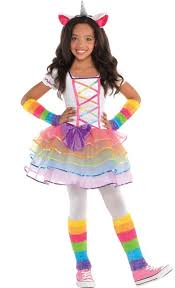 unicorn costume rainbow unicorn costume party city