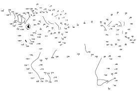dot to dot worksheets dot to dot worksheets free online printable