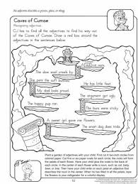 adjective worksheets 3rd grade worksheets