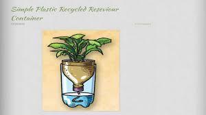 3 unique plastic bottle recycling garden ideas youtube