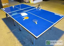 franklin table tennis table franklin ping pong table in ca hootz huge november liquidation