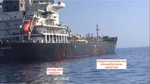 June 2019 Gulf of Oman incident