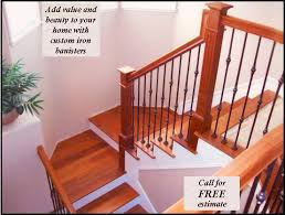 Wood Banisters C H Stair Co Home Page