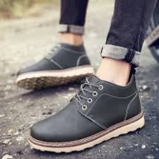 s boots for sale philippines winter warm plush mens leather martin boots waterproof