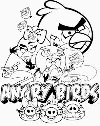 thanksgiving cornucopia coloring pages gambar mewarnai angry birds 27 810x1024 jpg 810 1024 kids