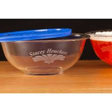 personalized bowl serving bowl set personalized stacey s personalized gifts
