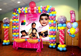 Birthday Decor At Home Birthday Home Decorations Decoration Balloon Decoration For
