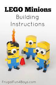 lego minions building lego minion lego and building