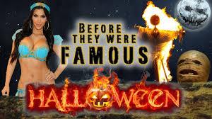 halloween before they were famous origin of halloween youtube