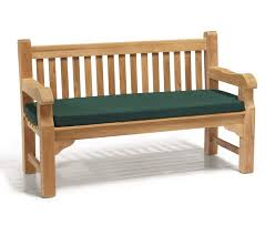 60 Inch Outdoor Bench Cushion 1 5m Outdoor Park Bench Cushion To Fit Balmoral Taverners Tribute