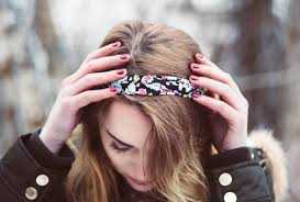 fashion headbands fashion with a cause headbands for childhood cancer awareness