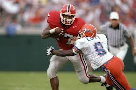 cocktail party flashback robert edwards 24 florida 17 dawg sports