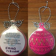 myers creates one of a ornament for children s hospital babies