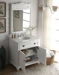 34 Inch Vanity White Glennville 34 Inch Vanity Mirror Gd 28667w 34mir