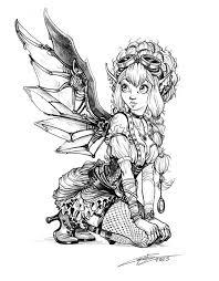 steampunk fairy by capia on deviantart wings gears sprockets metal