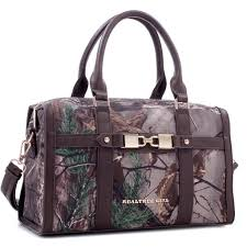 realtree camo handbag coffee country shine store