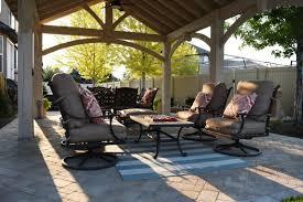 pavilion patio furniture resawn timber 6 post diy pavilion olde wood stain western timber
