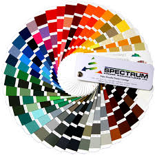 spectrum powder coatings products