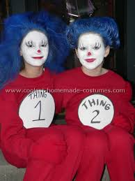 1 2 Halloween Costume Dr Seuss Kid Costume Ideas 1 2 Makeup Ideas