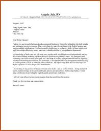 rn cover letter jvwithmenowcomrn cover letter cover letters