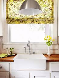 kitchen decorating kitchen window shades blinds energy efficient