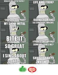 Futurama Memes - futurama memes bender ツ memes that make me actually lol