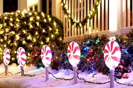 Christmas Decorations Ideas Outdoor Easy Outdoor Christmas Decorating Ideas Rainforest Islands Ferry
