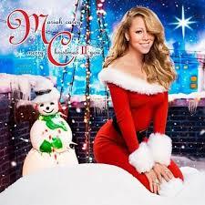 Gntm Schlafzimmerblick Mariah Carey Weihnachtsalbum Cover Jpg