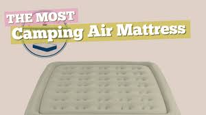 camping air mattress the most popular 2017 youtube