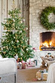 Make Christmas Decorations At Home by 60 Best Christmas Tree Decorating Ideas How To Decorate A