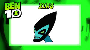 ben nivel geek ben 10 como dibujar a xlr8 youtube