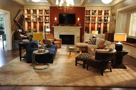 living room decorating styles nostalgic classic modern family