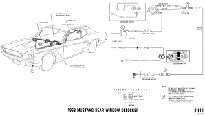 1968 mustang dimensions 1968 mustang wiring diagrams evolving software