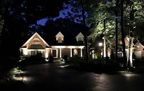 House Landscape Lighting Landscape Lighting Bloomington Goodfield Il Tri County