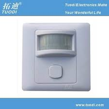 motion sensor light switch online shop in wall motion sensor