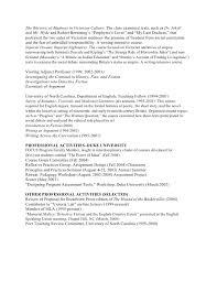How To Write Phd On Resume Phd Cv English Faculty
