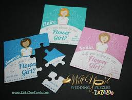 Cute Will You Be My Bridesmaid Ideas The 25 Best Flower Puzzle Ideas On Pinterest Cute Proposal