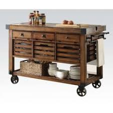 kitchen cart and island island carts for kitchen