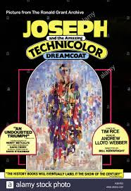 joseph and the amazing technicolor dreamcoat stock photos u0026 joseph