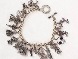 ebay charm bracelet silver images Stylist inspiration disney bracelet charms vintage sterling all jpg