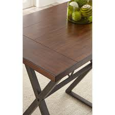 steve silver mh480pt omaha counter height dining table homeclick com