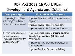 work plan pdf pdf wg 2013 16 work plan development agenda and