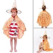 online shop halloween witch wizard cloak for kids boys
